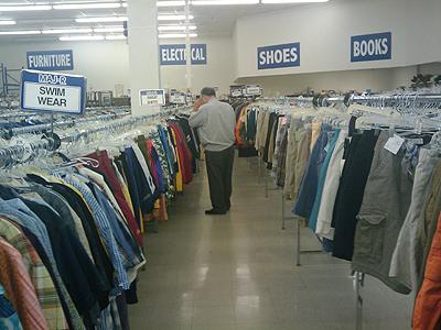 MAJ R Thrift